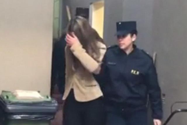 Condenan a cadena perpetua a mujer que asesino a su ex novio