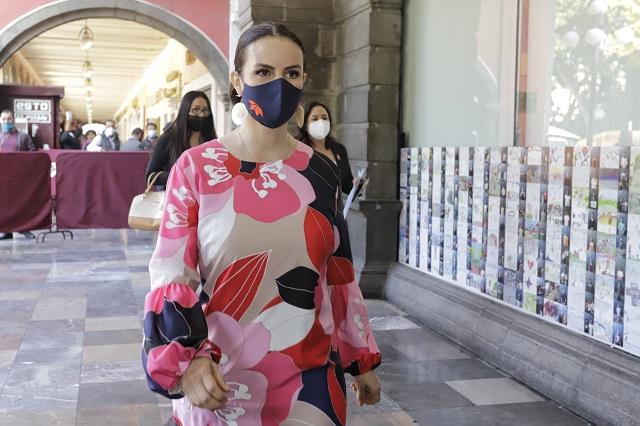 Ausencia de Nancy de la Sierra frena dictamen de fideicomisos