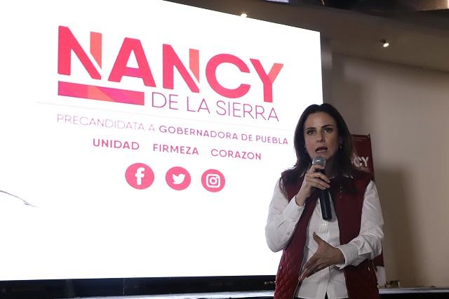 No proceden medidas cautelares contra Nacy de la Sierra: INE