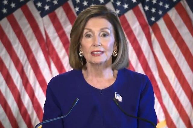 Nancy Pelosi duda que el T-MEC se apruebe este año
