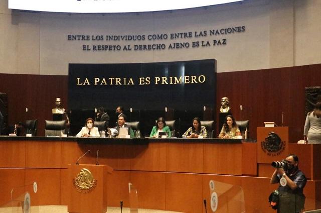 Reformas a ley del ISR propone la senadora Nancy de la Sierra