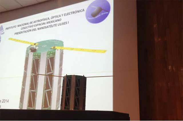 Concluye INAOE construcción de nanosatélite de arte sonoro