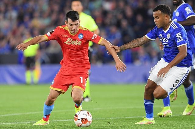 Napoli rescata empate de último minuto en Europa League