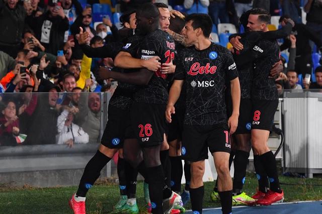 Napoli no cree en nadie: llegan a 8 victorias al hilo en Serie A