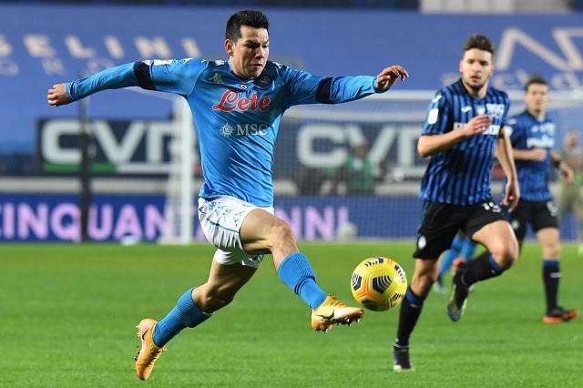 Copa Italia: Aun con gol de Chucky, Napoli es eliminado en semifinales
