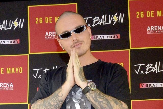 J Balvin manda mensaje sobre el narco y los daños que causa