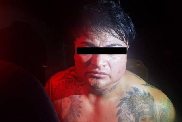 Detienen a líder narcomenudista que distribuía en CU