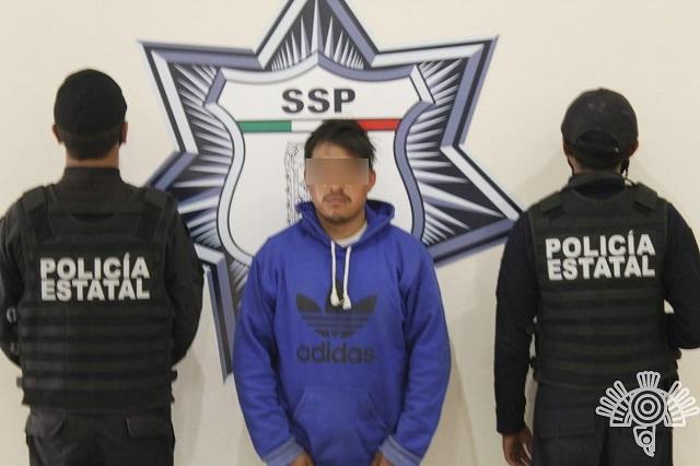 Detienen a narcomenudistas de El Patrón, en Puebla