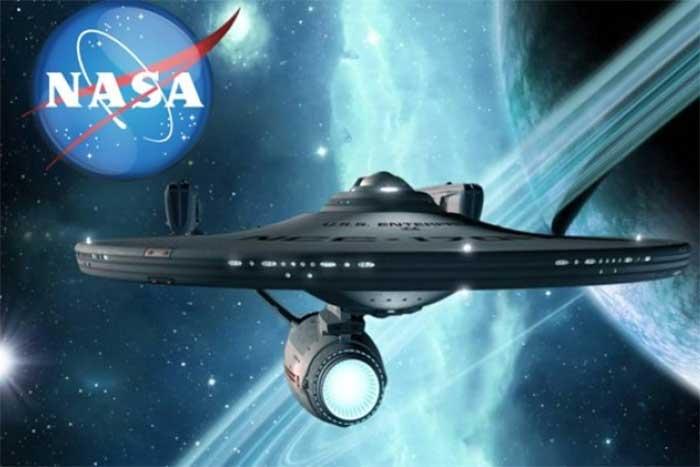 La NASA experimenta con viajar a la velocidad de la luz al estilo
