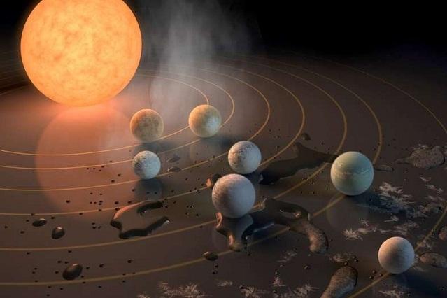 ¿Cuánto tardaríamos en llegar a exoplanetas descubiertos por la NASA?