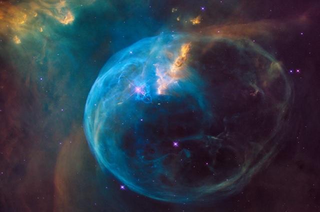 ¿Qué observó el telescopio espacial Hubble el día de tu cumpleaños?