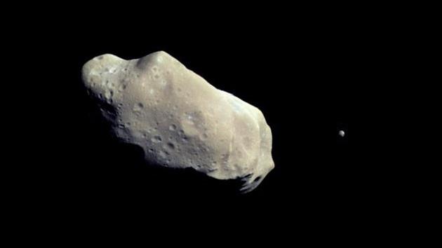 La Bestia, asteroide más peligroso que una bomba atómica