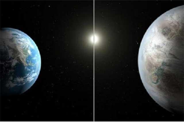 Descubre la NASA planeta similar a Tierra: el Kepler 452b