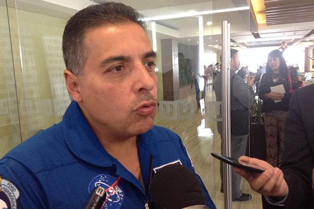 México necesita invertir en tecnología, recomienda astronauta