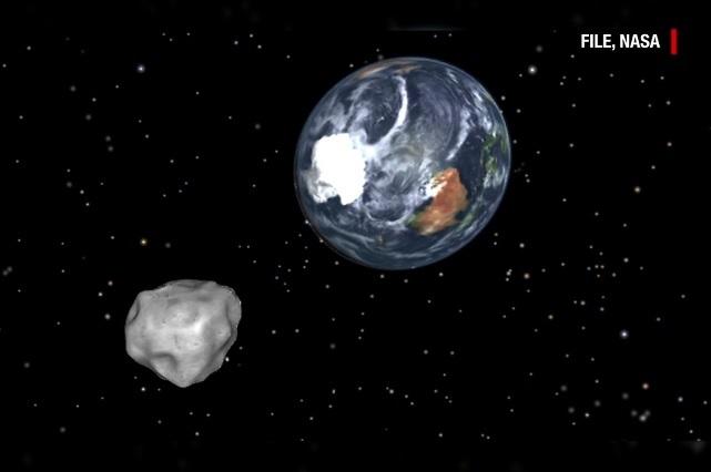 Asteroide pasará cerca de la Tierra el próximo 31 de octubre