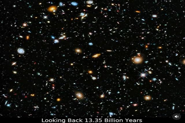 NASA sonifica la creación del cosmos
