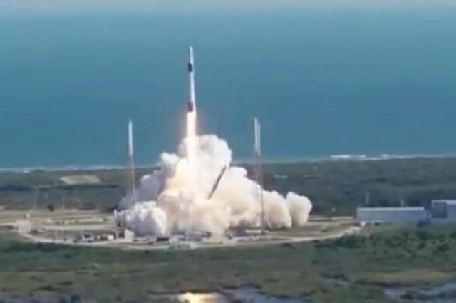 Lanza la NASA con éxito el nanosatélite de la UPAEP