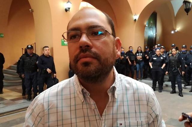 Inicia proceso contra policía que violó a una detenida en Tehuacán