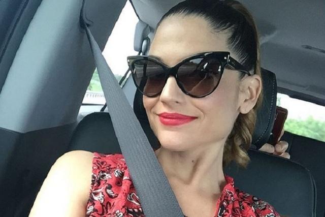 Natalia Jiménez anunció la llegada de su hija Alessandra