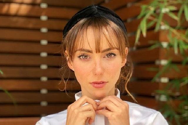 Así se veía Natalia Téllez cuando era niña y su foto de Sakura