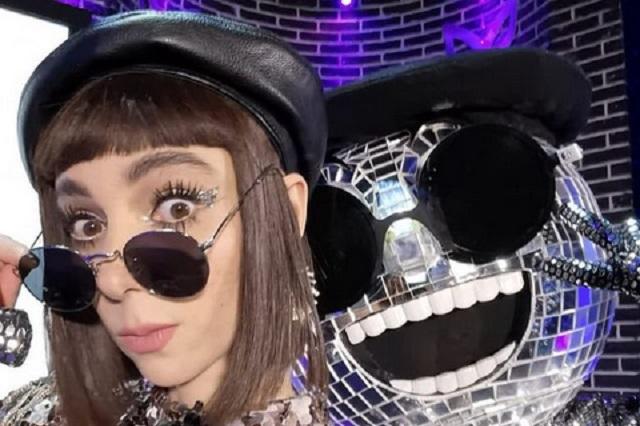 Natalia Téllez adelantó al ganador de ¿Quién es la máscara?, ¿lo notaste?
