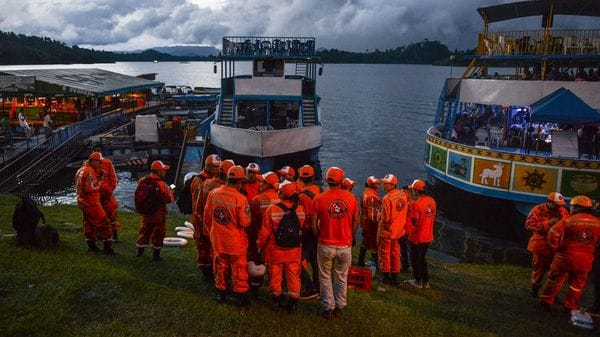 Precisan que han muerto 7 personas por naufragio en Colombia