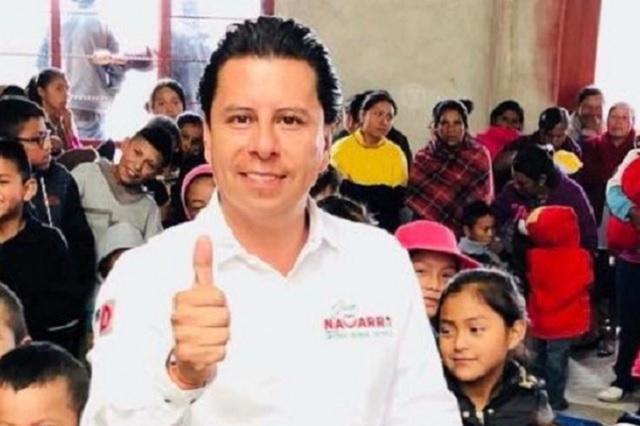 Crearemos un corredor turístico en el distrito 8 afirma Juan Navarro