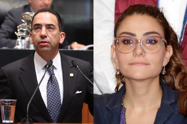 Nay Salvatori y Javier Lozano se dan encontronazo en Twitter