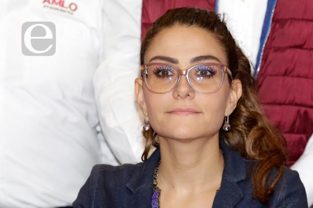 Imponen multa de 8 mp a Nayeli Salvatori por campaña anticipada