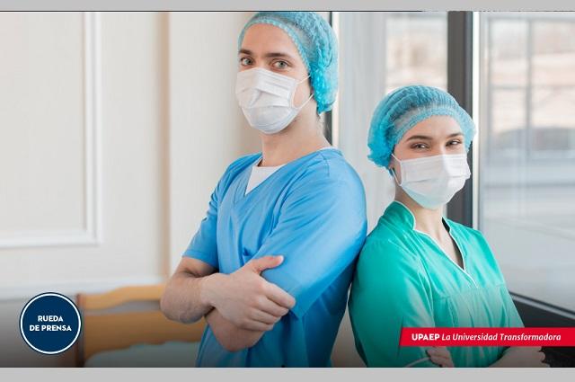 Enfermería, columna vertebral de centros de salud: Upaep