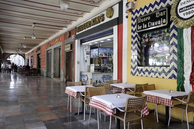 Pide Canirac Puebla apoyos fiscales para evitar cierre de restaurantes