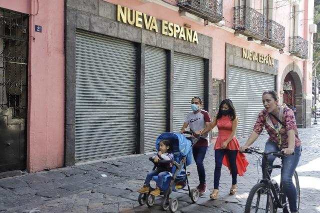 Concluye 11 de enero segundo confinamiento en Puebla
