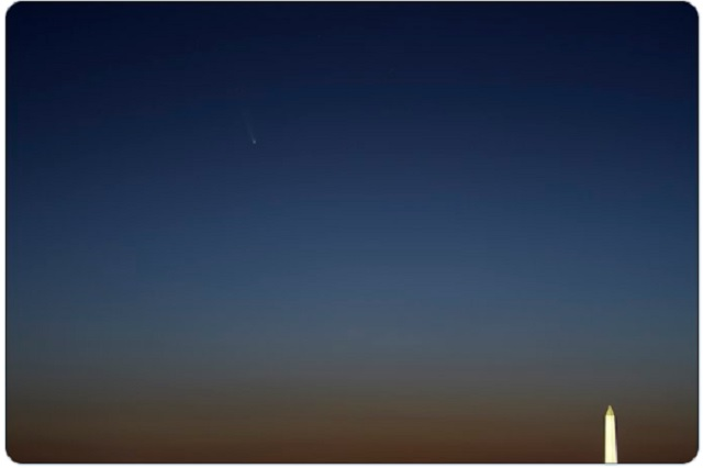 ¿Cómo puedes observar al cometa Neowise sin telescopios ni binoculares?