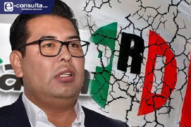 Inicia desbandada en el PRI tras arribo de Néstor Camarillo
