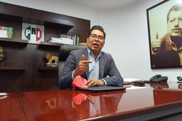 PRI toma 6 distritos en alianza federal, confirma Camarillo