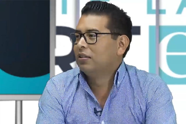 Néstor Camarillo busca dirigir el PRI mediante pacto de unidad