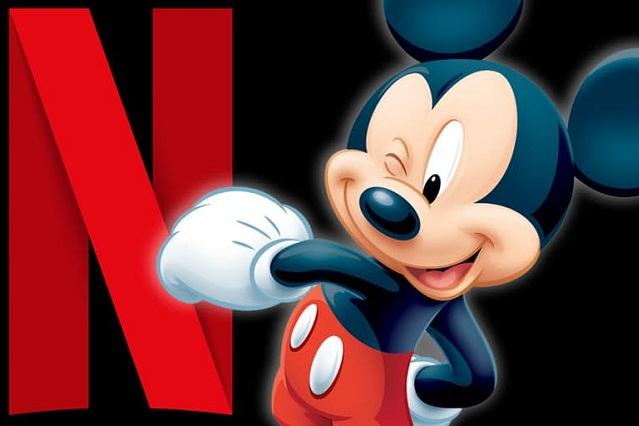 Disney rompe con Netflix y ahora tendrá su propio servicio de streaming