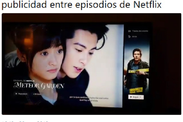 Netflix sorprende a usuarios y les muestra anuncios ¿por qué?