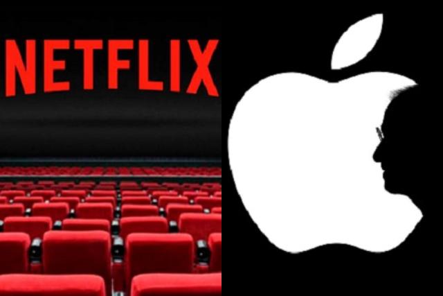 Apple estudia la posibilidad de comprar Netflix