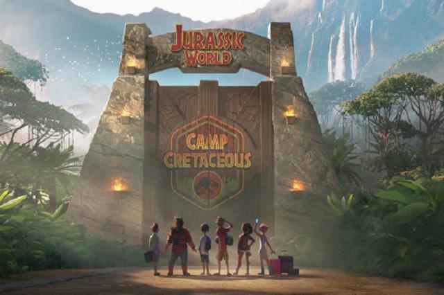 Netflix tiene un adelanto de Jurassic World: Camp Cretaceous