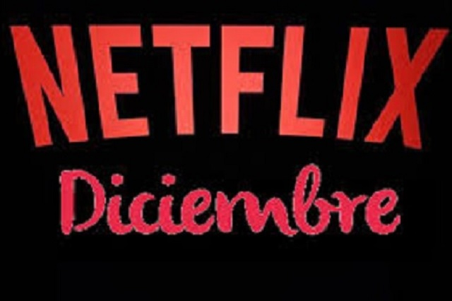 Netflix lanza catálogo de estrenos para Diciembre