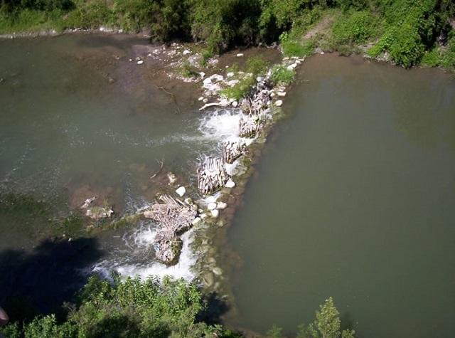 Rescatan a joven que se arrojó al río Nexapa