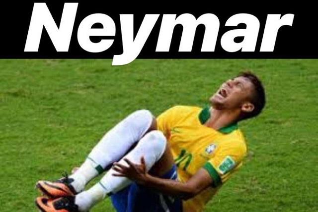 Artistas se ríen de las caídas de Neymar y ofrecen clases de actuación