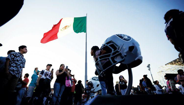 Hoy es el día: el estadio Azteca recibe a la NFL