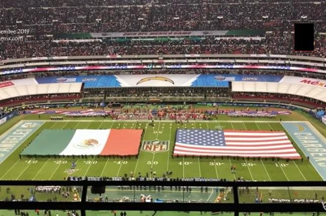 NFL anuncia su posible regreso a México para temporada 2021
