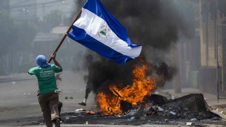 Nicaragua reconoce que han muerto 195 personas durante crisis política