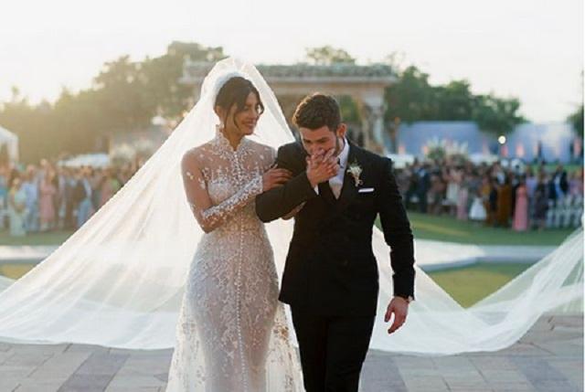 La boda de Nick Jonas y Priyanka Chopra en fotos, memes y lágrimas