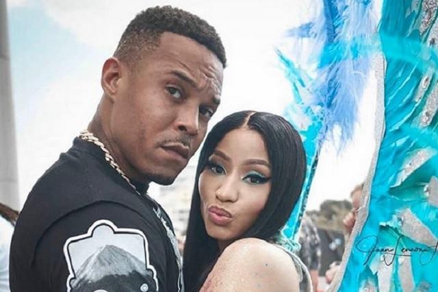 Nicki Minaj debuta como mamá