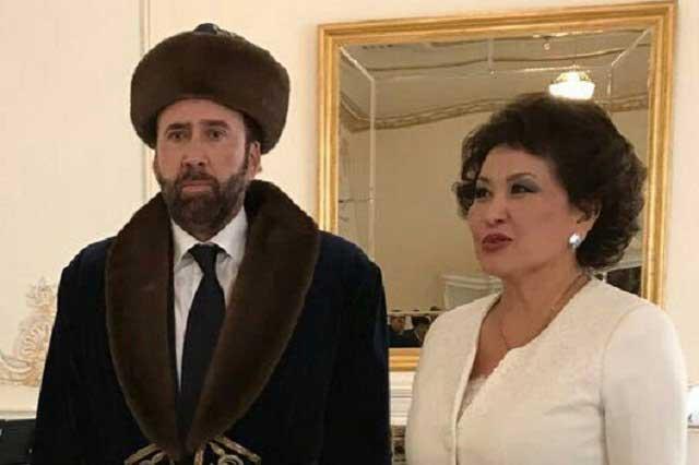 ¿Por qué Nicolas Cage en Kazajistán inspiró muchos memes?