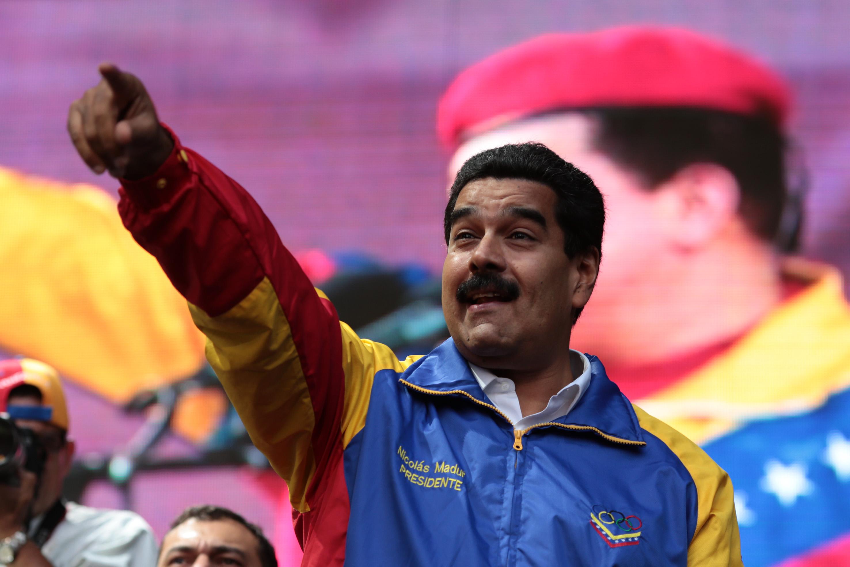 Nicolás Maduro califica a México de Estado fallido